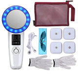 6 in 1 RF Ultrasonic Massager EMS Fat Burner Weight Loss Anti Cellulite Slimming Machine