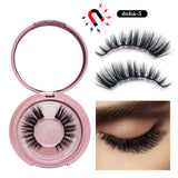 SexyGo Eyelashes Magnetic Lashes Eyeliner Set Faux Cils Magnetique Naturel Magnetische Wimpers Tools