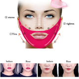 1Pc V Face Lifting Tightening Ear Hook Mask V-Shape firming skin Face Slim Chin Neck Lift Slimming Mask Skin Care Devices