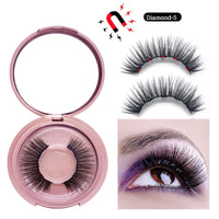 Magnetic Eyelashes Eyeliner Set