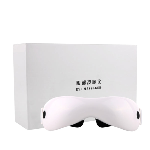 EMS Smart Eye Massager Wireless Electric Eye Massager Air Compression Vibration Magnetic Heated Goggles Anti Wrinkle Eye Care