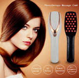 Hair Growth Care Treatment Laser Massage Comb Hair Comb Massager Equipment Comb Hair Brush Grow Laser Anti Hair Loss Therapy