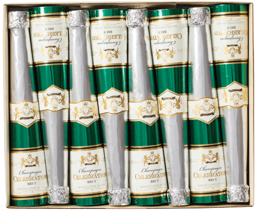 Champagne Party Crackers