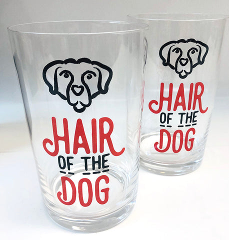 Hair of the dog glasses