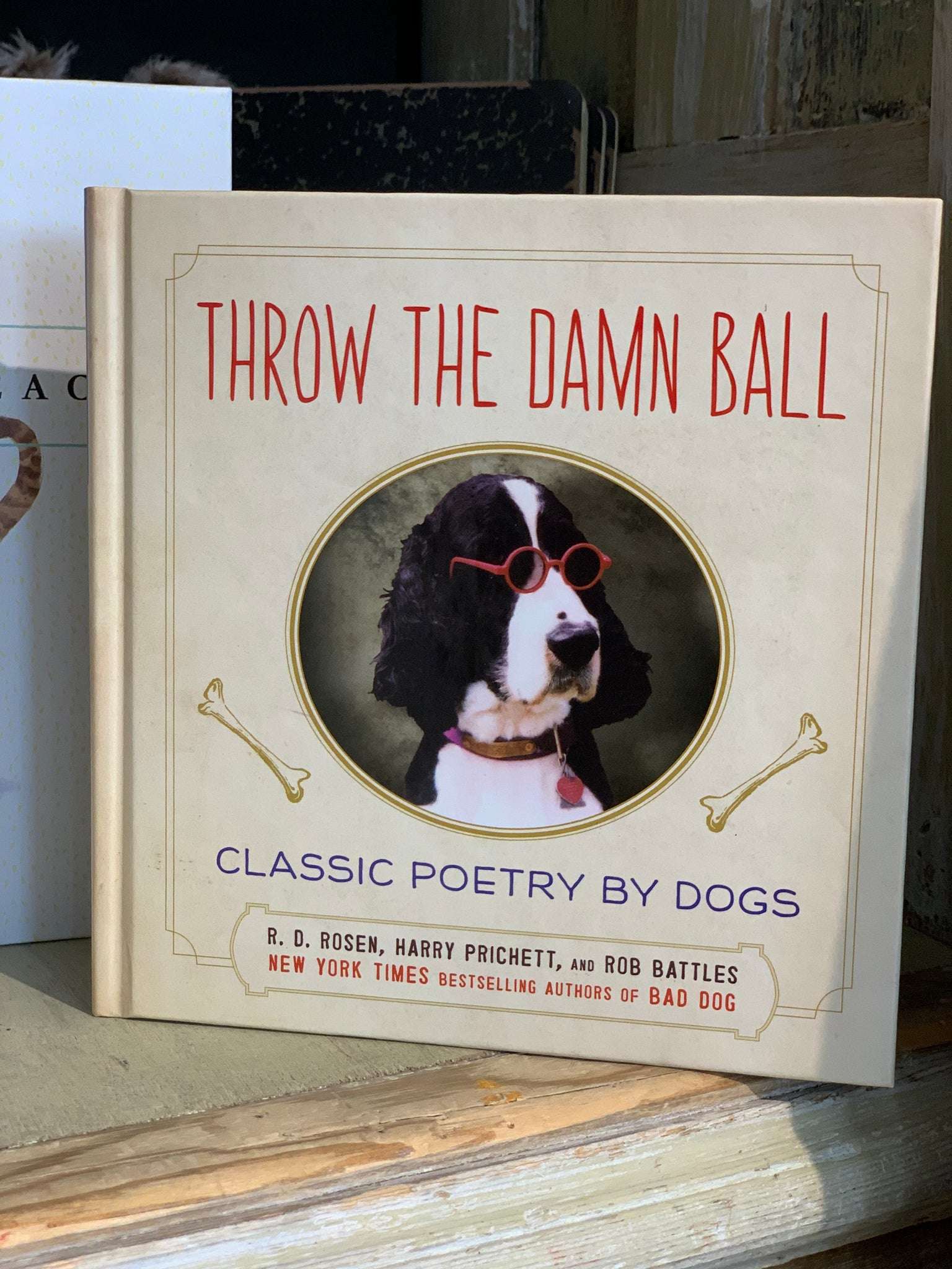 Dog poetry books
