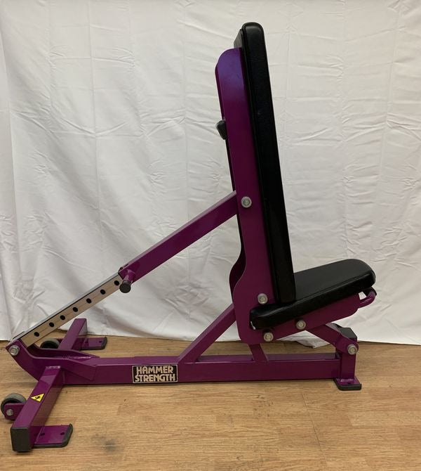 Hammer Strength Adjustable Bench - Used