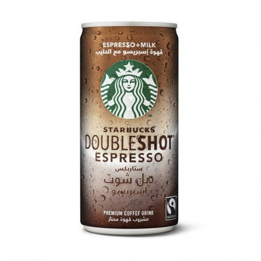 Starbucks - DoubleShot Espresso with Milk