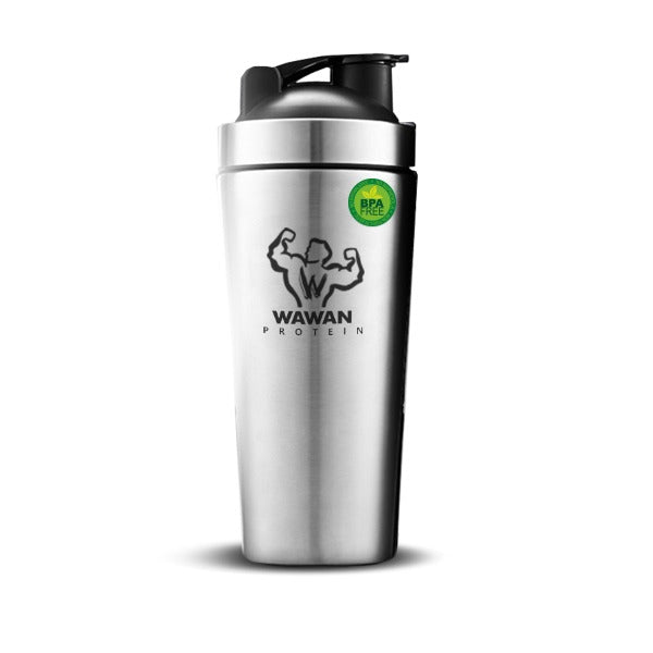 Wawan Accessories - Stainless Steel Shaker