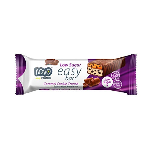 Novo Easy Protein Bar Box