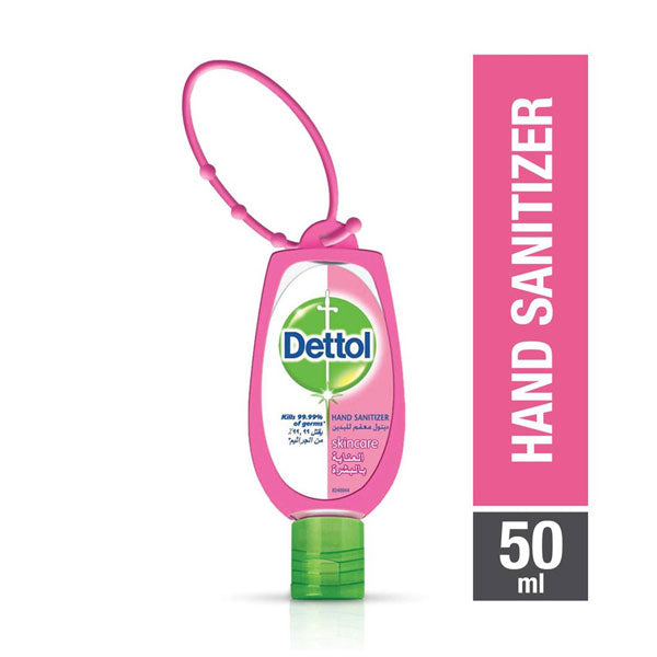 Dettol Original Hand Sanitizer with Jacket Pink - 50 ml