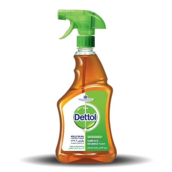 Dettol Spray Surface Disinfectant Cleaner with Trigger - 500 ml
