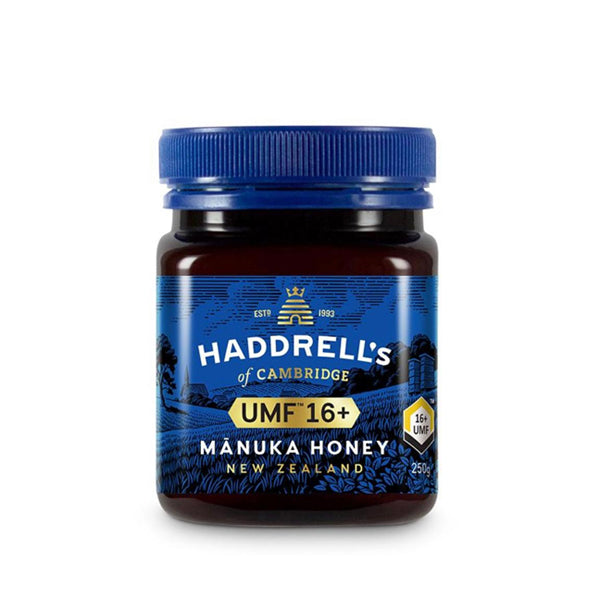 Haddrell's of Cambridge® - UMF® 16+ Manuka honey - 250 gm