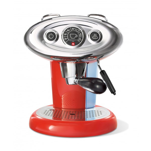 Illy Coffee Machine (X7.1) - Red