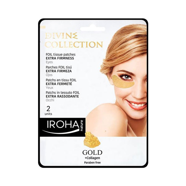 Iroha Nature Foil Tissue Eye Patches