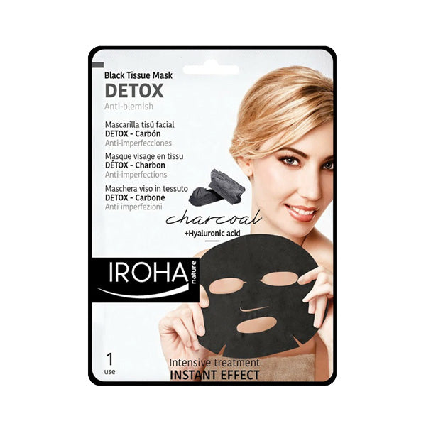 Iroha Nature Tissue Fask Mask