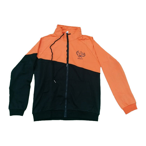 JACKET + PANTS S2 ORANGE/BLACK