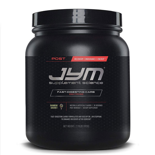 JYM Supplement Science - Post JYM Carb