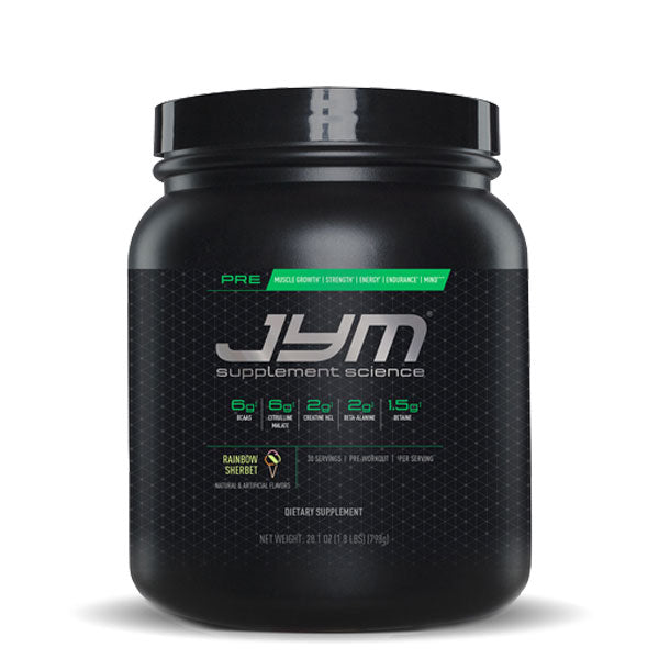 JYM Supplement Science - Pre Jym