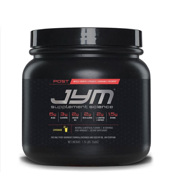 JYM Supplement Science - Post JYM Active Matrix