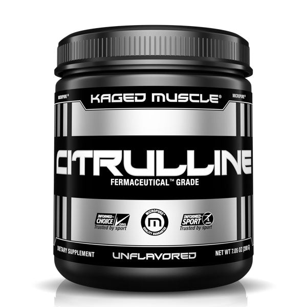 Kaged Muscle - Citrulline - Unflavored - 200g