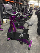 Life Fitness Upright Bike Integrity CLSC - Used