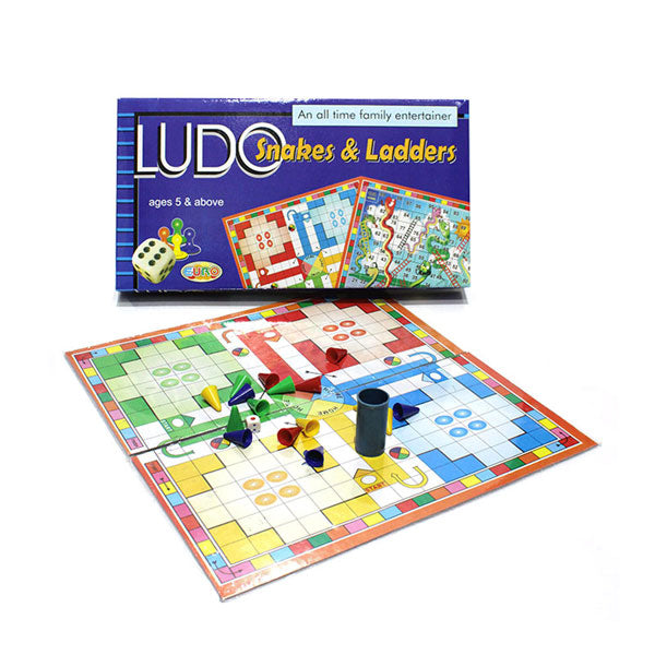 Ludo Snakes & Ladders
