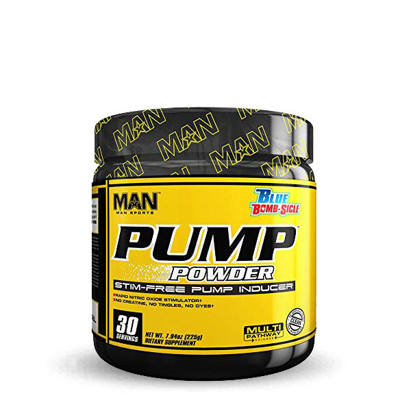 MAN Supplements - Pump Powder