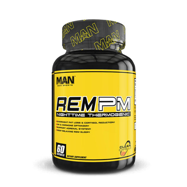 MAN Supplements - REM PM - 60 Capsules