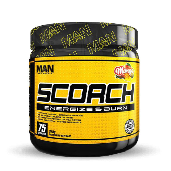 MAN Supplements - Scorch Powder