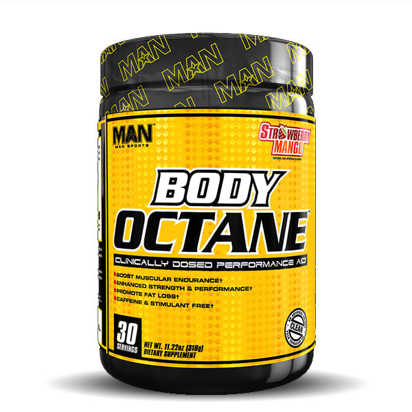 MAN Supplements - Body Octane High Voltage