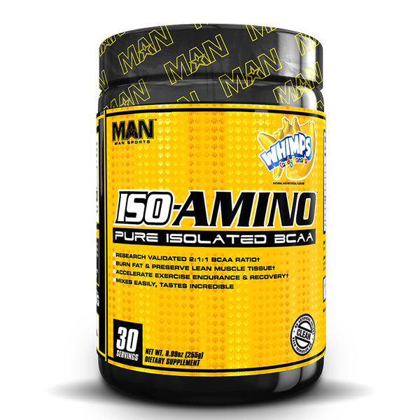 MAN Supplements - ISO-Amino