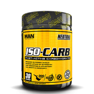 MAN Supplements - ISO Carb