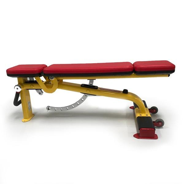 Startrac Multi Adjustable Bench New - بنش متحرك جدید