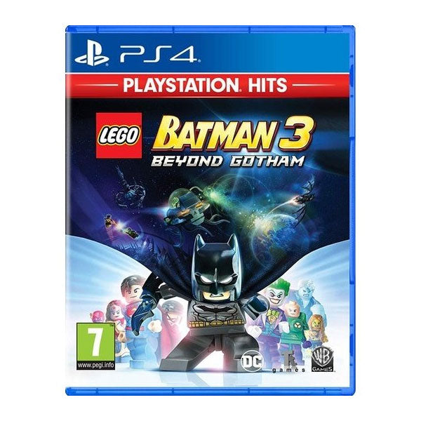 PS4 LEGO Batman 3 Beyond Gotham R2