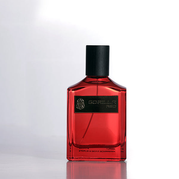 Gorilla Fragrance EAU DE PARFUM - RED 100ML
