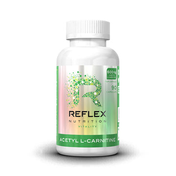 Reflex Nutrition - Aceytel L-Carnitine - Unflavoured - 90 Capsules