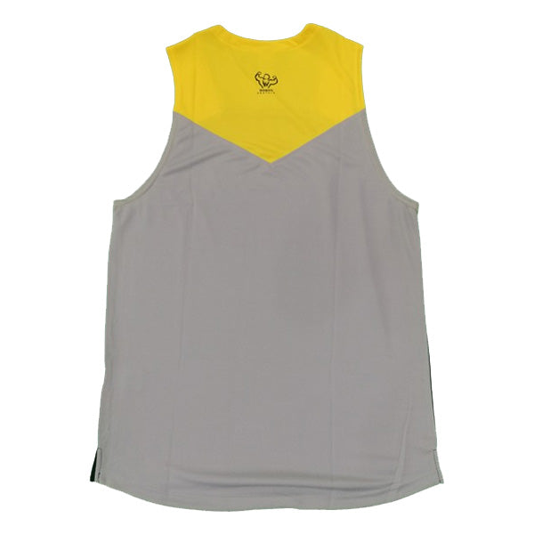 VEST BLACK/YELLOW