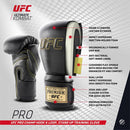 UFC Pro Champ Hook & Loop, Stand Up Training Glove