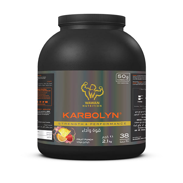 Wawan Nutrition - Karbolyn