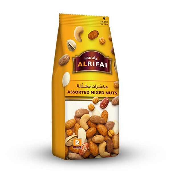 Mixed Nuts / Assorted 200 G - مكسرات مشكلة