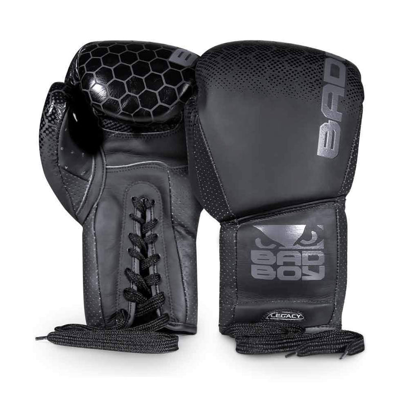 Bad Boy Legacy 2.0 Boxing Gloves - Lace Up