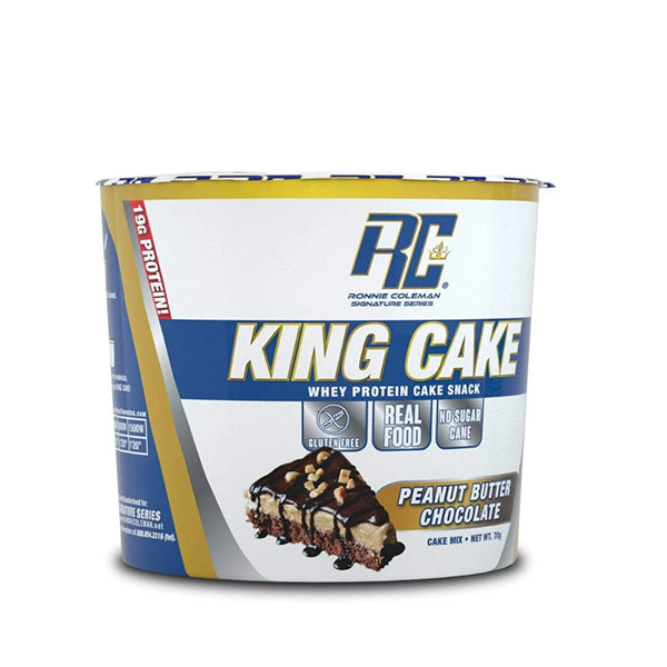 Ronnie Coleman - King Cake