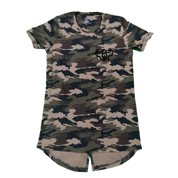 ART 2009 MEN'S TSHIRT - CAMOUFLAGE
