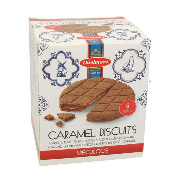 Daelman's Speculoos Caramel Biscuits
