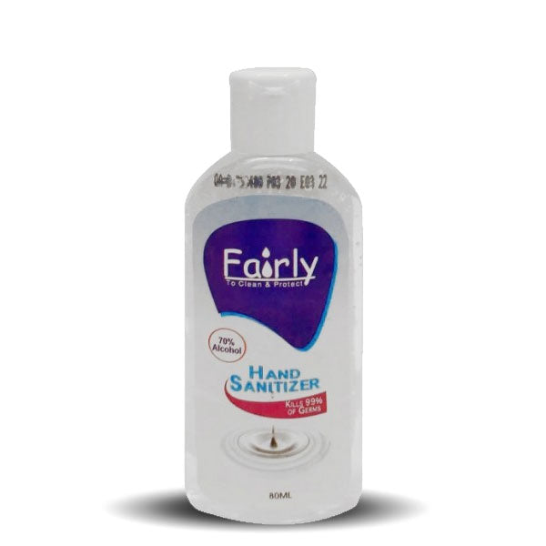 Fairly Hand Sanitizer Gel