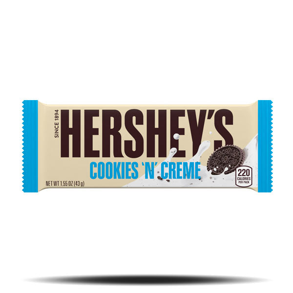 Hershey's Cookies N Cream Box