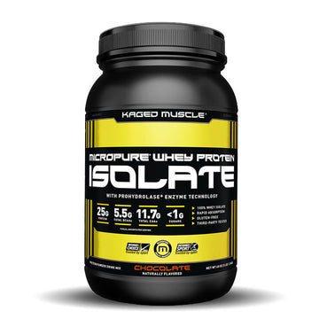 Kaged Muscle - Micropure Whey Isolate