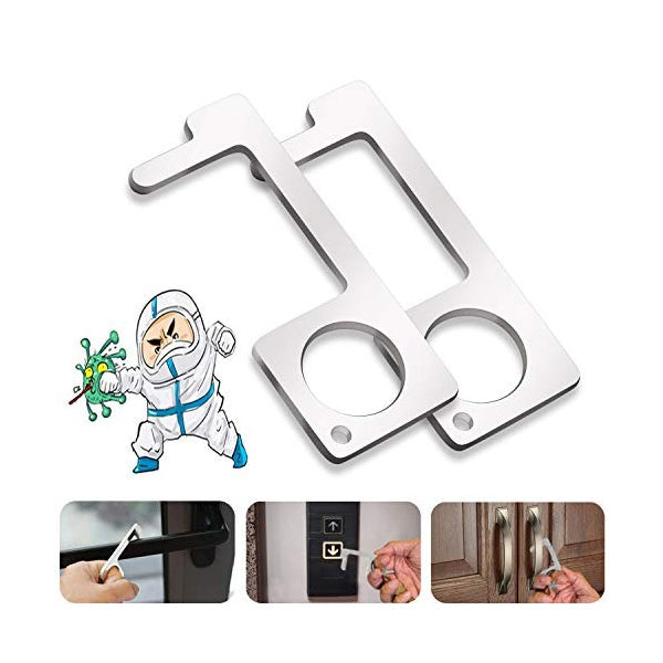 Keychain Touch Tool - 2 Pcs