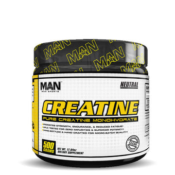 MAN Supplements - Creatine Monohydrate