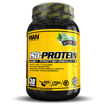 MAN Supplements - ISO Protein